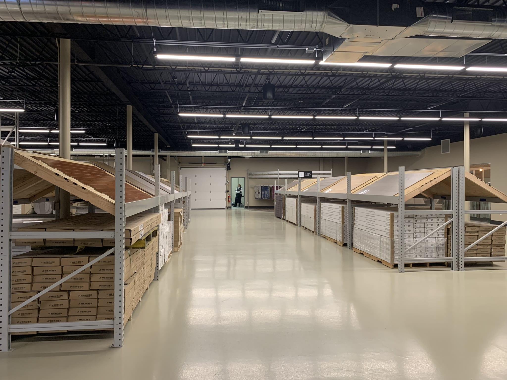instock hardwood and luxury vinyl flooring