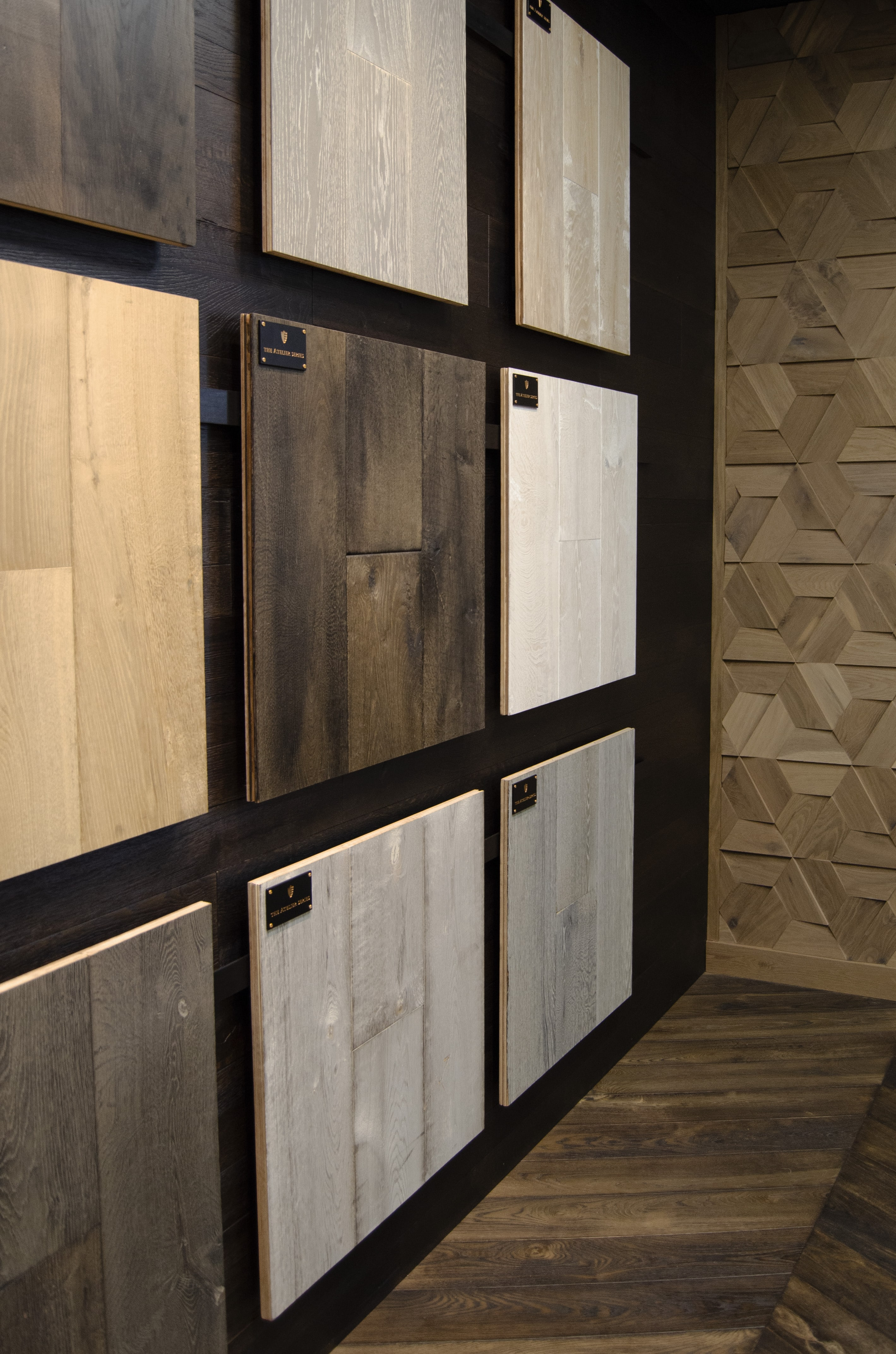 DuChateau Wood Room
