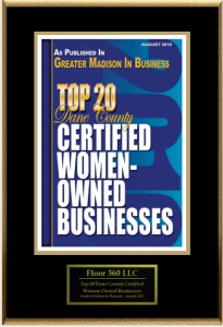 Top 20 Dane County Certified Women-Owned Businesses