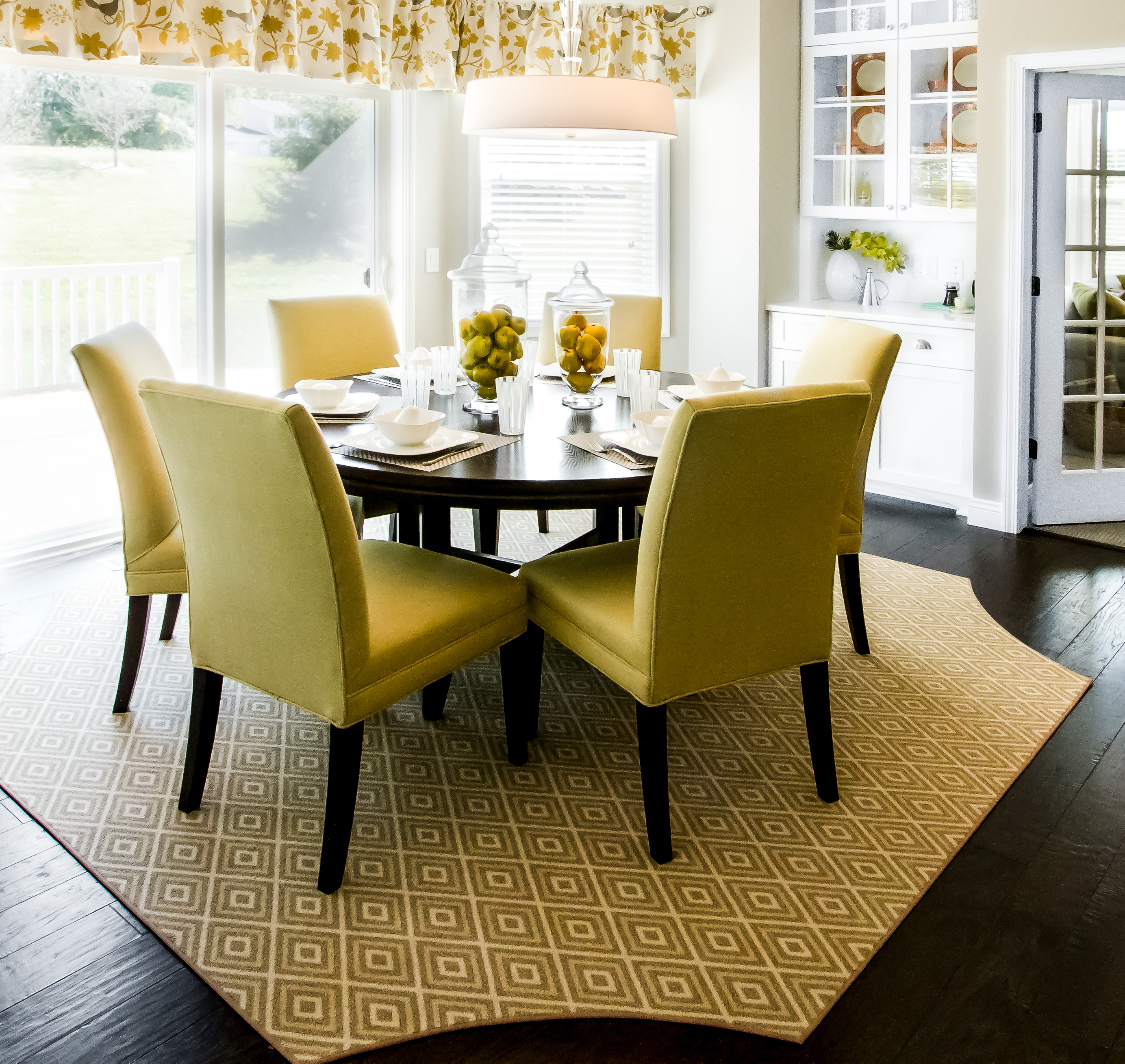 Dining room rugs
