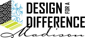 Design for a Difference logo