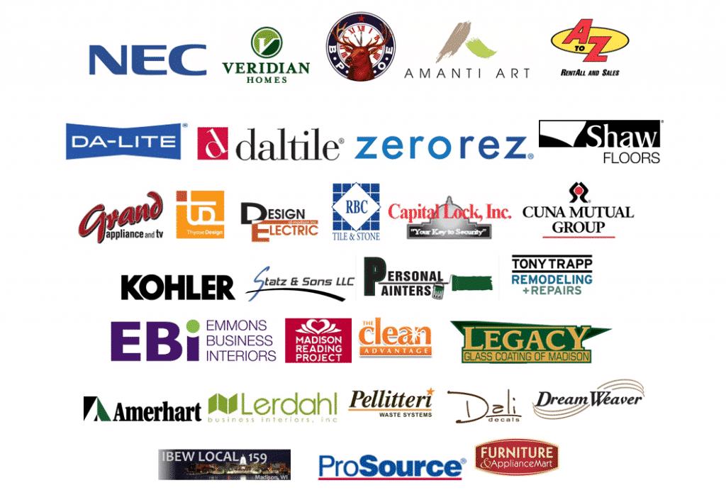 DFAD makeover sponsors