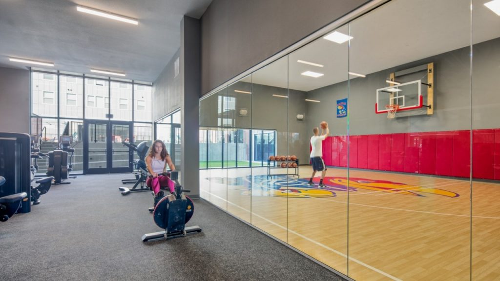 University of Kansas Flooring
