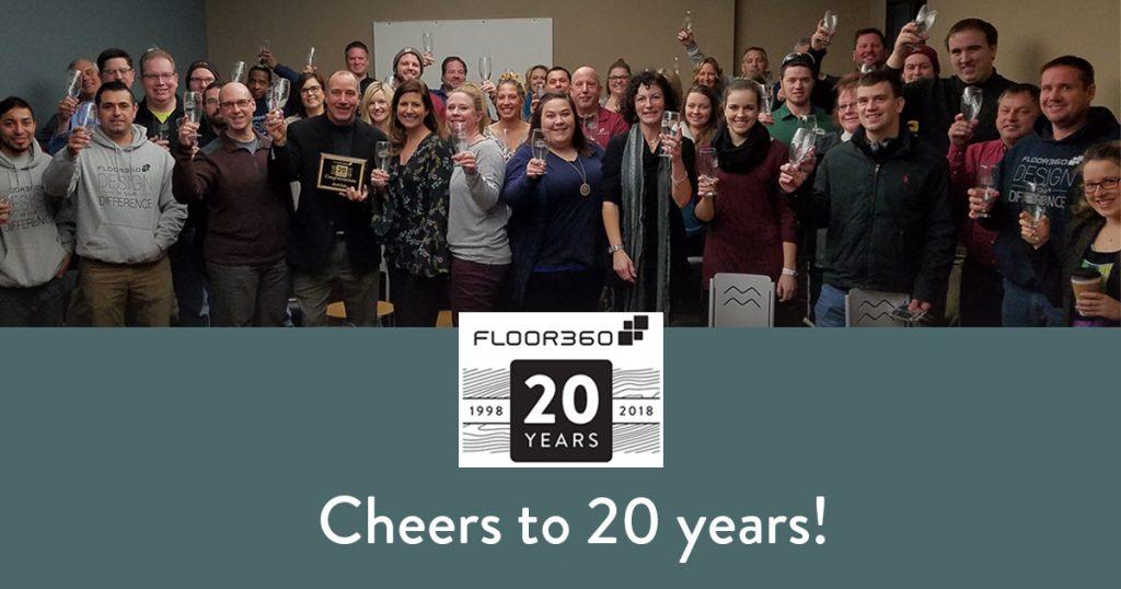 floor360 team photo