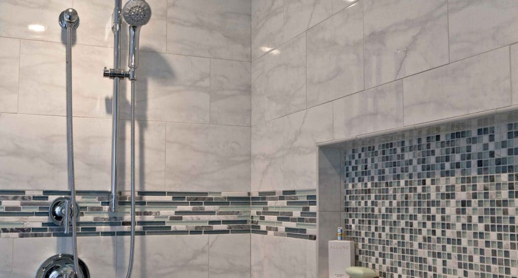 Madison Tile Shower
