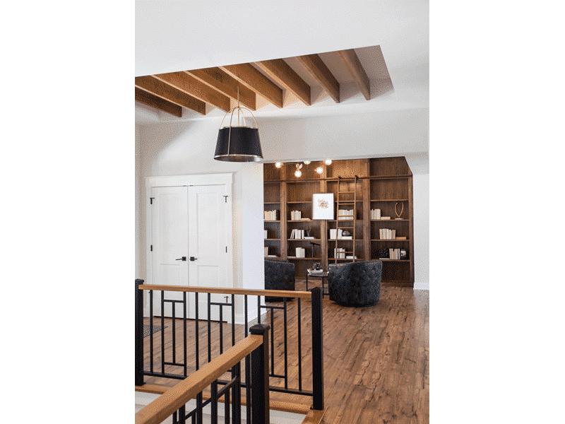 wood look laminate tile floor library