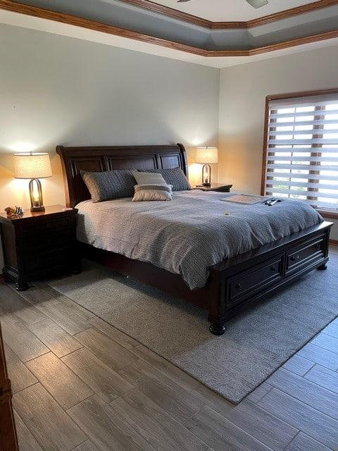 wood look tile floor bedroom area rug
